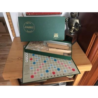 Scrabble édition française américaine