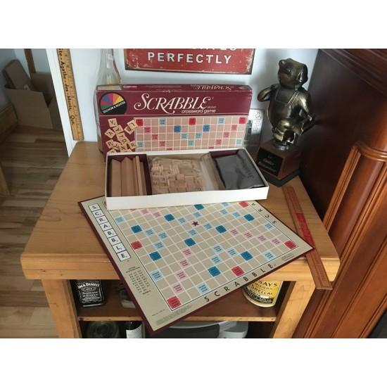 Scrabble édition anglaise