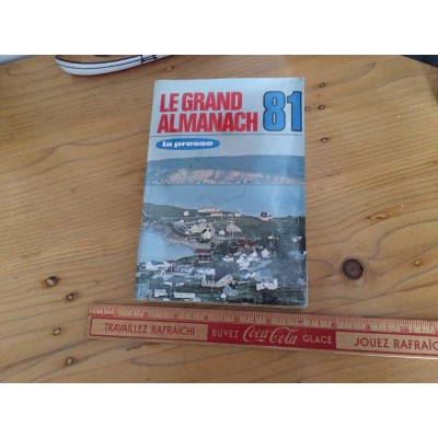 Le grand Almanach
