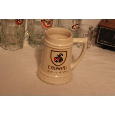 Bock de bière O'keefe
