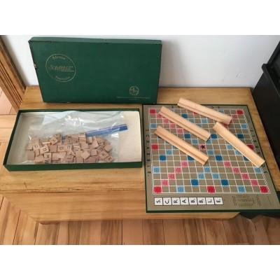 Scrabble édition française européenne